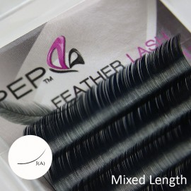 Mixed Length Feather Lash (PEP)
