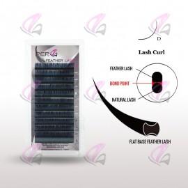 Feather Lash D-curl (PEP)