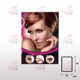 Wall Poster (Eyelash Extensions)