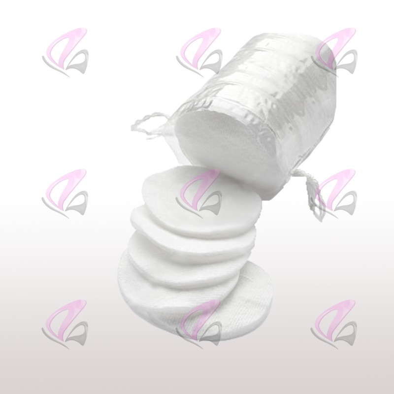how to make cotton pads for face