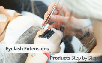 Eyelash Extensions Products
